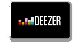 Deezer 1 mois