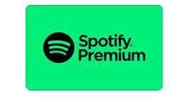 Carte Cadeau Spotify.La Boutique Cadeaux Pipeul